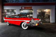 1958 Plymouth Fury | Classic Car | Amazing Classic Cars