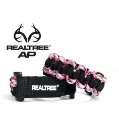 Pink Camo Bracelet RealTree
