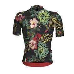 Aloha cycling jersey by Babici.