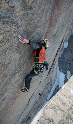 """Trip Report on Supertopo """"Baffin Island East Coast - Perfection Valley Expedition"""" #climbing"""