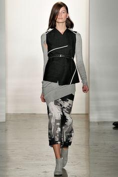Zero + Maria Cornejo | Fall 2012 Ready-to-Wear Collection | Style.com