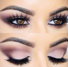 Like rock makeup for brown eyes (makeup ideas & tutorials) .-Wie Rock Makeup für braune Augen (Makeup-Ideen & Tutorials) – Frisur 2019 How to Make Up Rock for Brown Eyes (Makeup Ideas & Tutorials) Year's Eve - Beauty Make-up, Beauty Hacks, Beauty Tips, Teen Beauty, Beauty Style, Makeup Inspo, Makeup Inspiration, Makeup Ideas, Makeup Tutorials