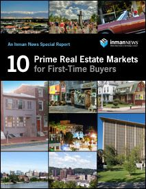 10 Prime Real Estate Markets for first time buyers.