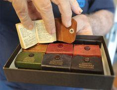 Miniature Books Collecting Of Jozsef Tari