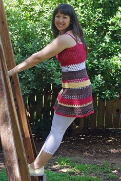 Ravelry: Simple Summer Dress pattern by Charlotte W.