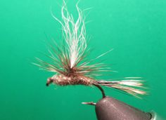 Ausable Parachute Fishing Fly by Call of the Wild Flies on Etsy, $1.95