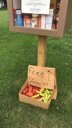 the-little-free-pantry, maybe in the Church Community Garden?