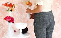The Colette Patterns Pants Fitting Cheatsheet | Coletterie