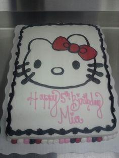 hello kitty cake...mlb