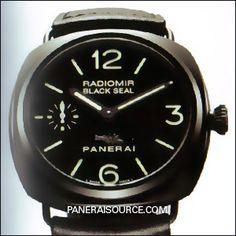 907130aab627 PAM 292 Panerai Radiomir Black Seal - Historic PAM00292 Panerai Radiomir  Black Seal