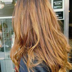 Vamos terminando el día os dejamos este #color con #balayage tonos #marrones y #miel y el tratamiento de Keratina elástic de @trendyhair para un conseguir un #brillo espectacular    via Instagram http://ift.tt/2c9MHfH