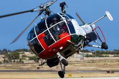 Armed Forces of Malta Aérospatiale SA 316B Alouette III 'AS9212'