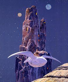Jean Giraud (8 de mayo de 1938 – 10 de marzo de 2012) Moebius es uno de los grandes creadores visuales en la historieta de ciencia ficción. Un maestro del dibujo.