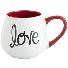 Love Snuggle Mug - For the morning of the big day... Or part of Bridesmaids' gifts, perhaps... So cute!