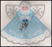 Snow Queen Angel - The Enriched Stitch