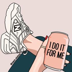 Sasa elebea / Empowerment illustrations illustration I do it for me Girl Boss Quotes, Woman Quotes, Quotes Girls, Empowerment Quotes, Women Empowerment, Feminist Art, Self Love Quotes, Pink Aesthetic, Cute Wallpapers