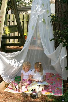 beautiful spot for outdoor play
