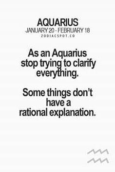 #Aquarius♒ #ClassicAquarius♒ #TrueAquarian♒ #TeamAquarius♒ #AquariusGang♒ #AquariusSquad♒ #AquariusForReal♒ #AquariansRock♒ #AquaPower♒ #ProudToBeAquarius♒ Aquarius Love, Astrology Aquarius, Aquarius Quotes, Age Of Aquarius, Aquarius Facts, Zodiac Facts, Zodiac Signs, Aquarius Characteristics, Water Bearer