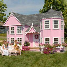 Julia's Butterfly Cottage | Lyx lekstugor