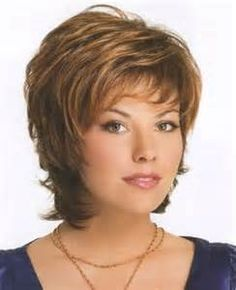 Short Hair Styles For Women Over 50 - Bing ImagesI  I like the cut and color