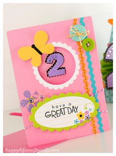 Doodlebug Design Inc Blog: Guest Designer: Birthday Girl Set by Tamara Tripodi + Giveaway