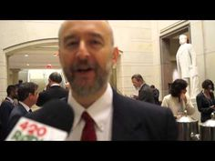 NORML DC Lobby Day 2015 - Dr. Mitch Earleywine at the Capitol - YouTube