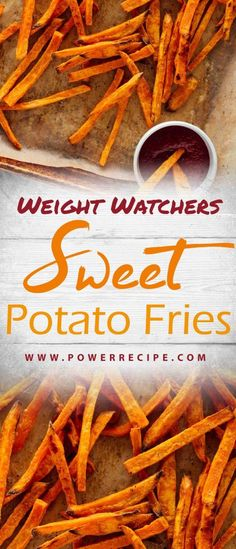 These sweet potato fries will change your life. I'm serious! They are salty-sweet, crunchy, and spicy if you wish. Baked sweet potato fries have been one of my … Ingredients: poun… Quick Healthy Meals, Good Healthy Recipes, Ww Recipes, Veggie Recipes, Veggie Food, Healthy Snacks, Recipies, Healthy Eating, Making Sweet Potato Fries
