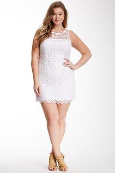 BB Dakota Rease Dress (Plus Size) by BB Dakota on @HauteLook
