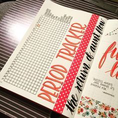 Bullet Journal period tracker See this Instagram photo by @meyersmadness22 • 90 likes