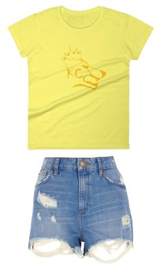 """Casual Spring day"" by kingcoyoteinc ❤ liked on Polyvore featuring River Island"