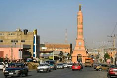 Municipality Square, Kabul, Afghanistan