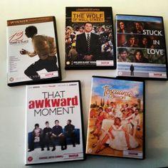 Onze nieuwste dvd's zijn binnen. Gratis te huur voor leden.