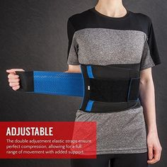 Slim your waistline up to inches with the Stretch & Adjust Waist Belt! Put it on for instant, gorgeous, hourglass curves and sculpt your figure for a slimmer appearance. Workout Belt, Tummy Workout, Waist Workout, Postpartum Belly, Improve Posture, Yoga, Waist Training, Waist Cincher, Slim Waist