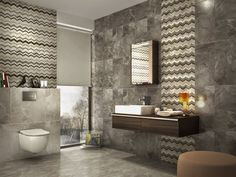 Check out modern bathroom trends by The Architecture Designs. Trending Bathroom Ideas For Browse all modern bathroom tiles, color, flooring ideas here. Narrow Bathroom Designs, Modern Bathroom Design, Bathroom Model, Bathroom Trends, Modern Bathroom Trends, Amazing Bathrooms, Bathroom Design Small, Bathroom Wall Panels, Latest Small Bathroom Designs