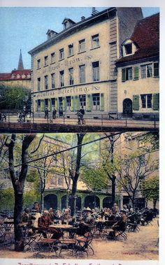 Altes Freiburg.