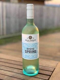 Wills Domain Mystic Spring 2019 Semillon Sauvignon Blanc Perth, Wine Tasting Notes, Sauvignon Blanc, Spring, Wines, Vodka Bottle, Mystic, Bbq, Barbecue