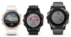 Garmin is no stranger to catering to fans of specific sports with its GPS watches. Its latest wristwear however takes that devotion to another level. It's upgrading its Fenix 5 outdoor watches with the Fenix 5 Plus series whose star attraction i. Adventure Center, Mountain Climbing, New Gadgets, Camping Equipment, Casio Watch, Digital Watch, Smart Watch, Consumer Electronics, Survival