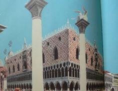 Miroslav Sasek's book on Venice