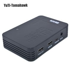 Newest EZCAP HD Game Video Capture 1080P HDMI YPBPR Recorder for XBOX One/360 For PS3 Compatible all operating systems Sale Only For US $68.80 on the link Tv Tuner Card, Video Capture, Ps3, Xbox One, Traditional, Games, Link, Toys, Game