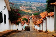 Barichara: A Trip Through The Land Of Magical Realism - Colombia Places Around The World, Around The Worlds, Colombia South America, World Street, Colombia Travel, Vacation Trips, Places To See, Traveling By Yourself, Travel Inspiration
