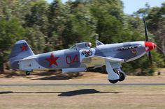 Yak-9U #plane #WW2