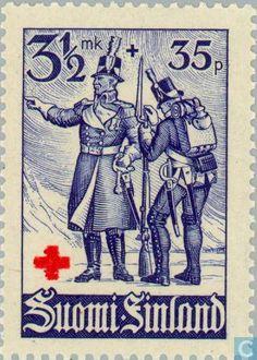 Finland - 350 35 blue 1940
