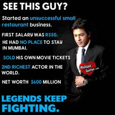 Shahrukh khan story