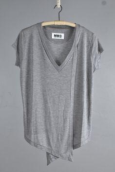 MM6 T-SHIRT: Fashion Clothing Designer   Isabel Marant   Los Angeles Venice Boutique   Shop Heist