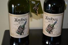 Ardbeg Day - This is a Committee release from Ardbeg that was released on Ardbeg Day. It is very interesting and satisfying dram.