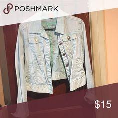 Mint jacket Mint jacket Joujou Jackets & Coats Jean Jackets