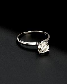 14K 1.0 ct. Diamond Ring