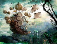 ship by laura-csajagi.deviantart.com on @deviantART