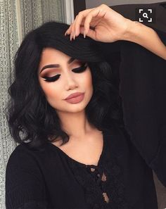 7 - 2020 Winter Makeup Tips, 7 - 2020 Winter Makeup Tips - 1 This winter, celebrities guaranteed their beauty with these four make-up. Get inspired by celebrity make-up for your p. Beauty Make-up, Beauty Hacks, Hair Beauty, Beauty Tips, Fashion Beauty, Makeup Trends, Makeup Tips, Makeup Ideas, Makeup Tutorials