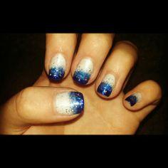 My gel nails (: